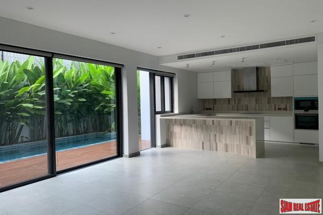 New Large Three Storey Four Bedroom House for Sale in Phrom Phong