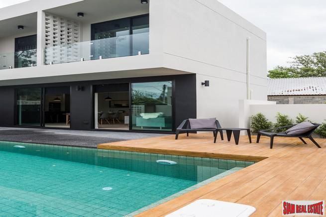 Luxury Four Bedroom New House for Sale in the Hang Dong Area of Chiang Mai