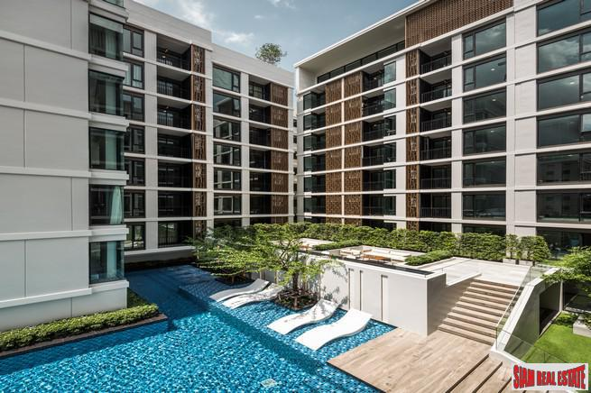 Newly Completed Ready to Move Condos at Siam-Ratchathewi - Two Bed Units