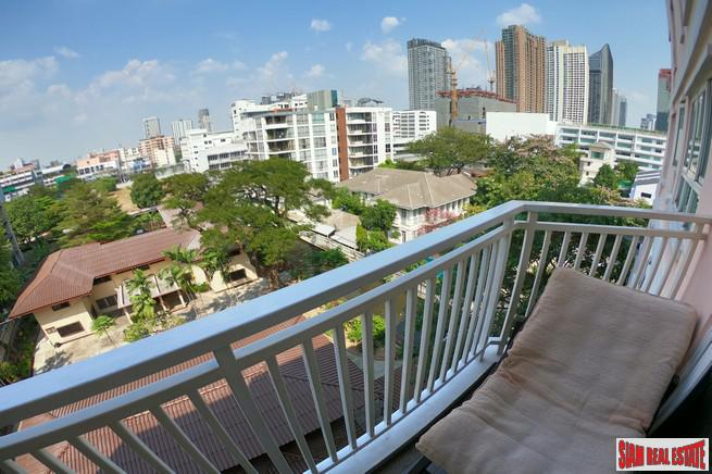 Large 3 Bed Corner Unit on 7th Floor of Low-Rise Condo - Baan Siri Sukhumvit 13, Nana/Asoke