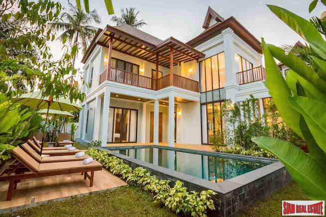 Unique New Modern Villa with Pool and Tropical Garden in Ao Nang, Krabi