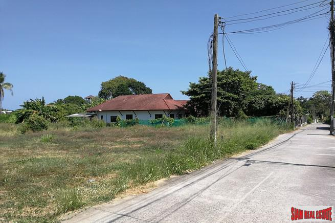 Flat Land For Sale in 2