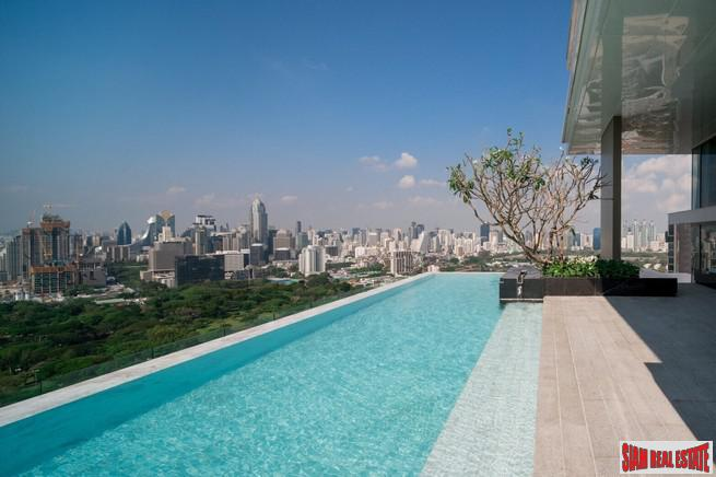 Saladaeng One - Super Modern and Conveniently Located Silom One Bedroom for Rent with Views of Lumphini Park