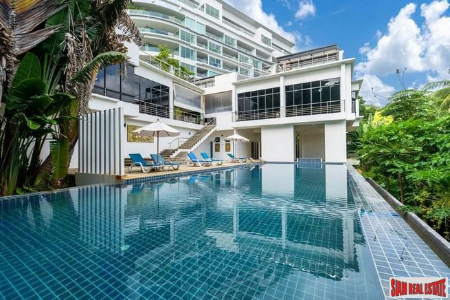 Karon Hill - Sea View  Spacious One Bedroom for Sale with Amazing Karon Bay Views