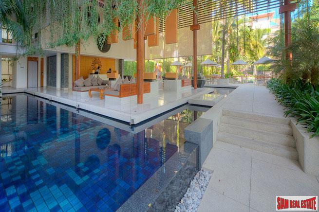 Luxurious Five Bedroom Condo For Sale in the Most Beautiful Property of all Surin Beach