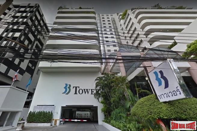 33 Tower Sukhumvit 33 - Spacious Three Bedroom Condo for Rent in the Phrom Phong Area of Bangkok