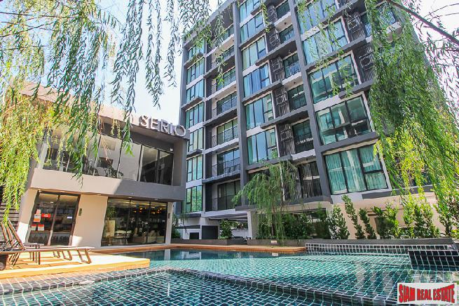 Brand New Low Rise Condo only 300 Metres to BTS On Nut, Sukhumvit 50  - 2 Bed Pool View
