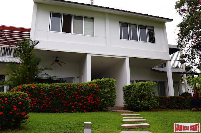 Grove Gardens Phuket - Three Bedroom Ground Floor Condo with Large Outdoor Terrace in Ao Yamu