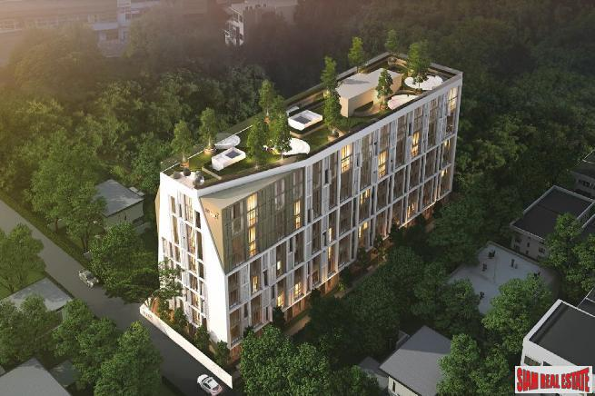New Modern Low-Rise Condo with Unique Unit Types at Ladprao, Chatuchak - 5% Rental Guarantee for 3 Years! 1 Bed Loft Villa Units