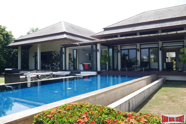 Baan CoCoon - Exclusive Four Bedroom Fairway Home with Private Pool in Kathu