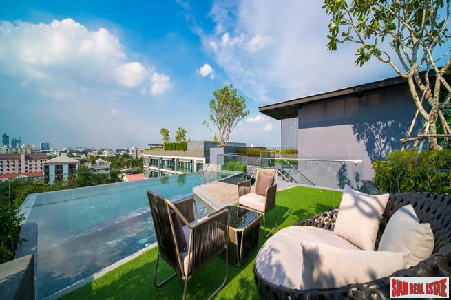 Attitude Bearing | Cozy 2 Bed on 3rd Floor at this Low-Rise Condo at Bearing, Bangkok