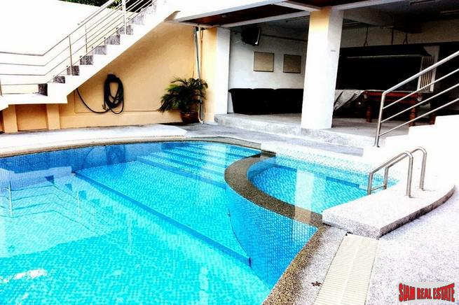 Wonderful Patong Bay Views from this 2-storey Two Bedroom Condo