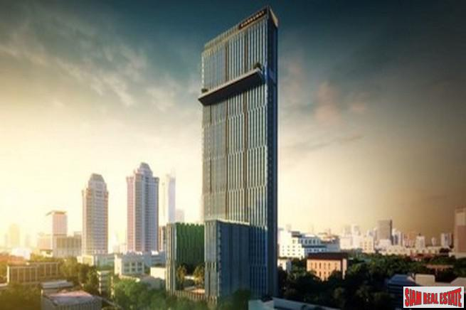 Wish Signature Midtown Siam  - Brand New Two Bedroom Condo for Sale in Ratchathewii