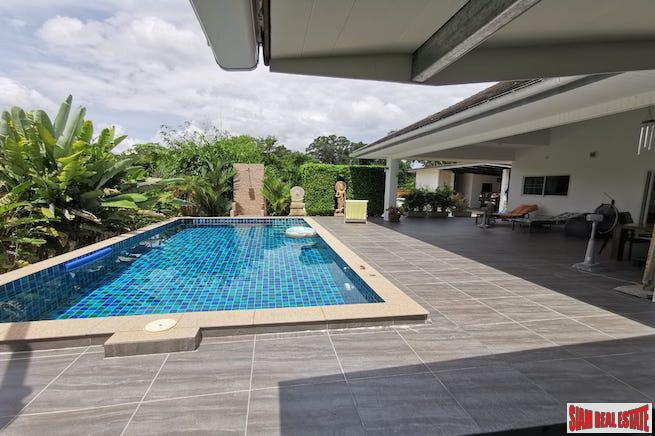 Two Bedroom Nong Thaley House for Sale with Private Pool on Large 800 sqm Land Plot