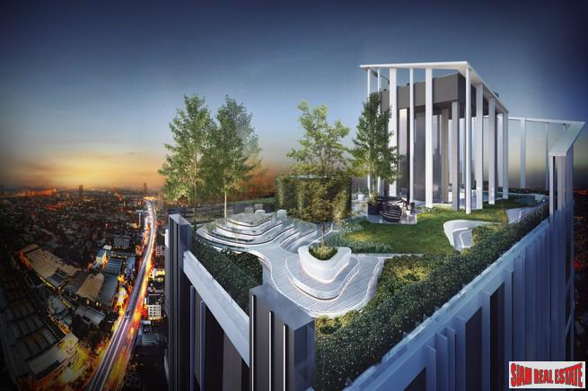 New High-Rise Smart Condo in 4