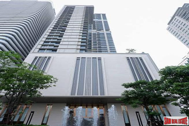 The ESSE Asoke | Contemporary Two Bedroom Loft-Style Duplex for Rent on the 50th Floor