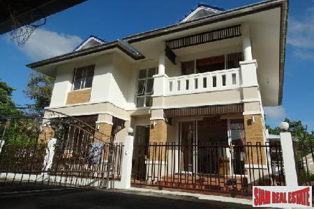 Four Bedroom House for Rent only 1.5 km to Karon Beach