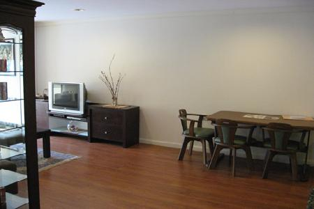 Large 2 bed condo on 5