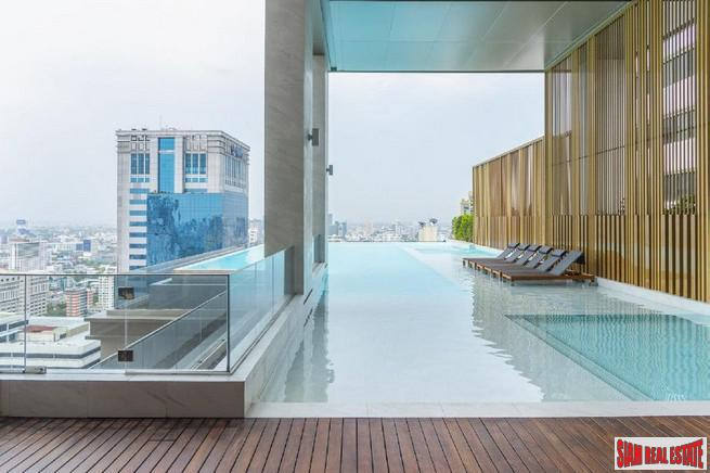 The Esse Asoke | Two Bedroom Luxury Condo Living for Rent on the 47th Floor