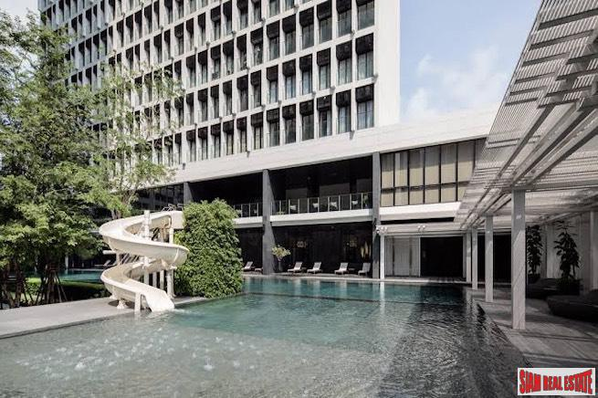 Noble Ploenchit - Beautiful New Two Bedroom Condo with Excellent City Views for Rent in Phloen Chit