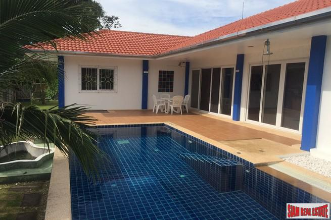 Three Bedroom Pool Villa with Big Garden Near Laguna - Great Family Home