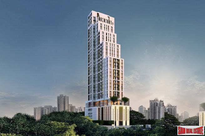 The XXXIX by Sansiri | Luxury One Bedroom for Sale Near BTS Phrom Phong and Shopping Centers