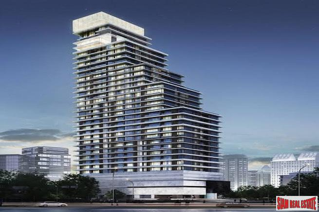 Saladaeng One | Super Luxury One Bedroom Condo for Sale with City Views in Sala Daeng