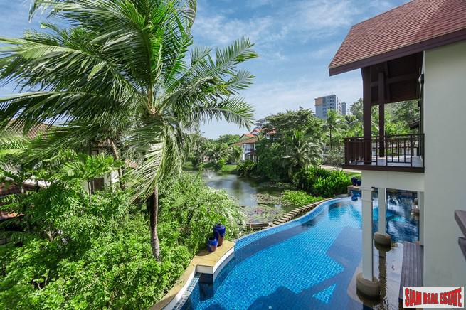 Surin Springs - One Bedroom Beach Style Condo with Lake View for Sale in Surin