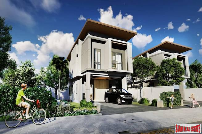 Newly  Constructed Three Bedroom Modern House only 15 minutes to Ao Nang Beach