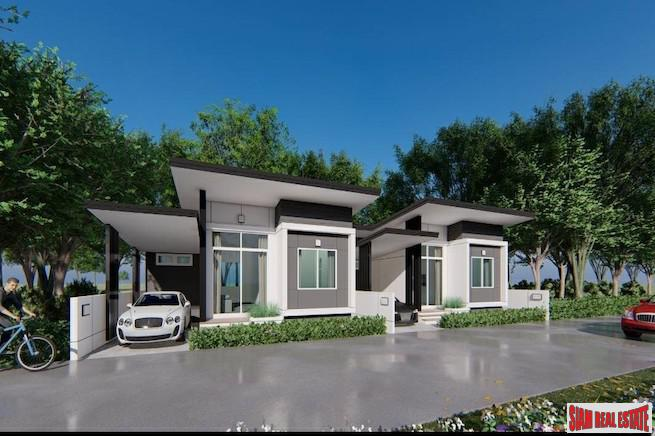New Two Bedroom House Development in Quiet Area Near Ao Nang Beach - Home Version 1