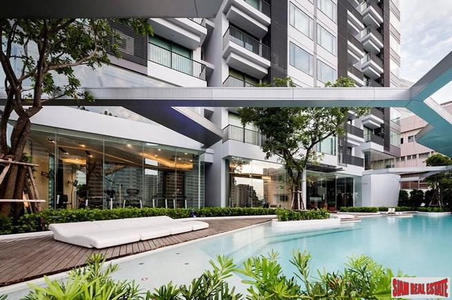 Pyne by Sansiri | Luxury One Bedroom for Sale with City & Pool Views very close to BTS Ratchathewii