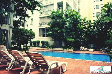 Raintree Villa | Studio Condo for Sale in Tropical Surroundings at Sukhumvit 53, Thong Lor