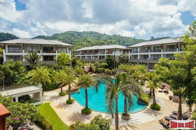 Pearl of Naithon | Peaceful Two Bedroom Condo for Sale  Overlooking the Swimming Pool in Nai Thon