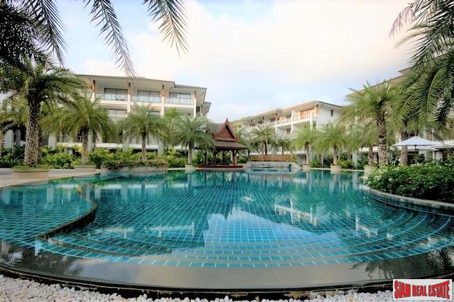Pearl of Naithon | Sensational Four Bedroom  Condo for Sale  Overlooking the Beach in Nai Thon