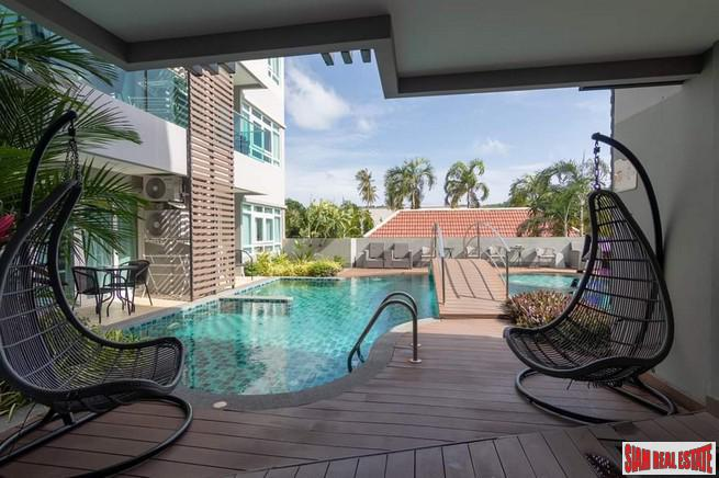 Calypso Condominium - Private One Bedroom Corner Unit for Sale Near Nai Harn Beach