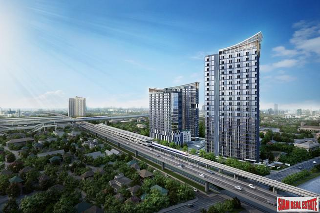 New One Bedroom Condos for Sale in Exclusive Bang Sue Project