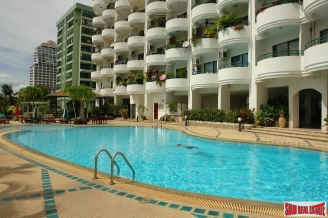 Star Beach Pratumnak | Superb Sea Views from this Two Bedroom Thai-Style Furnished Condo in Pattaya