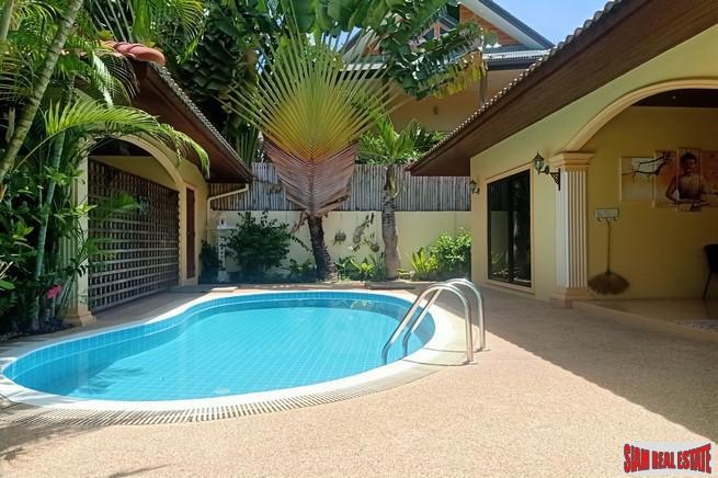 Bon Island Villa at Coconut Paradise Villas | Private Two Bedroom Pool Villa  for Rent in Rawai