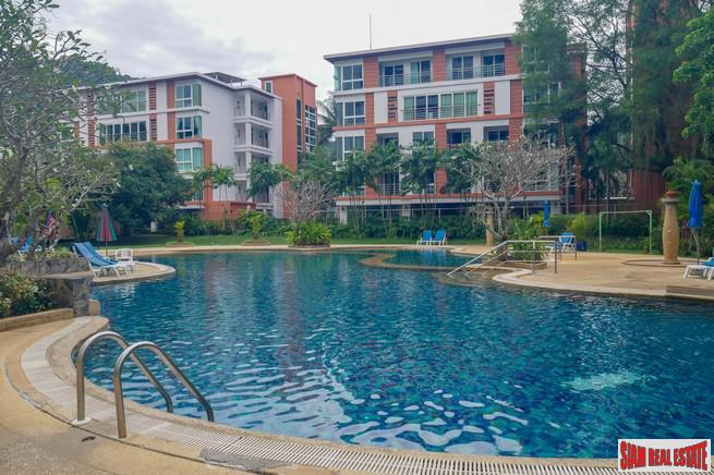 Phuket Palace | Spacious 100 SQM Two Bedroom Condo for Sale in Patong