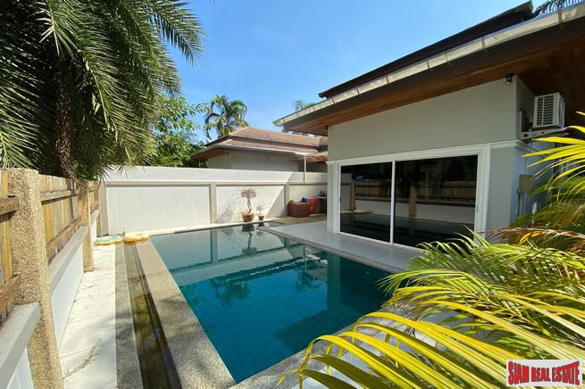 Ananda Harbour Estate | Three Bedroom Single Storey Home with Private Pool for Sale in Chalong