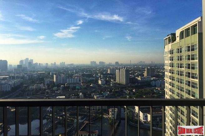 Life Sukhumvit 48 | Sunny One Bedroom on High Floor for Sale in Phra Khanong