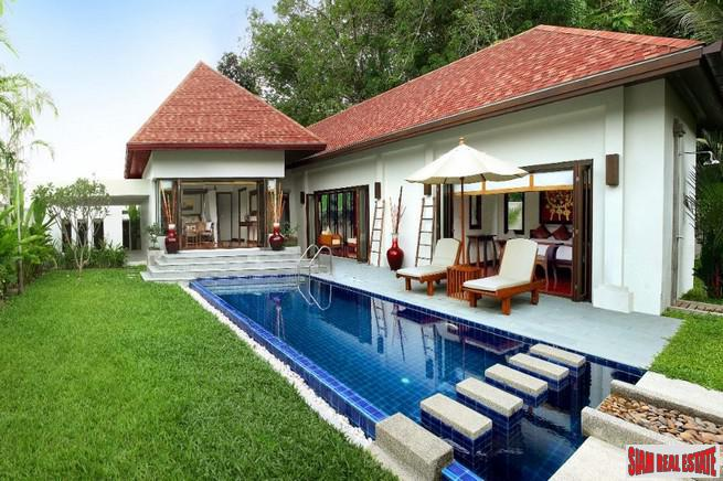 Villa Suksan | Beautifully Designed & Elegantly Decorated Three Bedroom Pool Villa for Sale in Nai Harn
