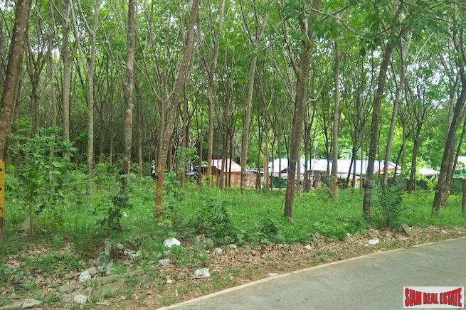 Over 27 Rai of Land Available for Sale in Cherng Talay - Great Business Opportunity