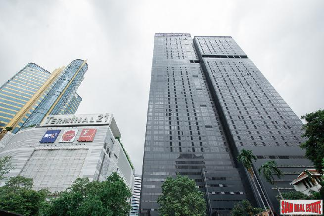 Ashton Asoke | 1 Bed Unit on the 20th Floor with City Views at Asoke Intersection