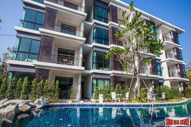 The Title Phase II | One Bedroom Ground Floor Condo in Rawai Beachfront Condo Project