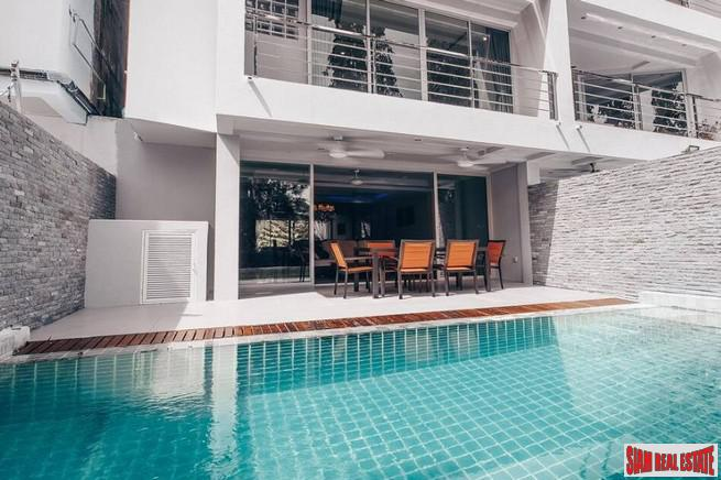 Phuket Country Club | Deluxe Five Bedroom House with Pool for Rent in  Kathu
