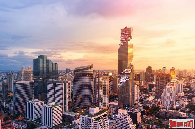 The Ritz - Carlton Residences at MahaNakhon - 2 Bed Duplex Units