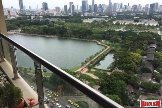 The Lake Condominium | Elegant Four Bedroom Condo with Benjasiri Park Views for Sale in Asok