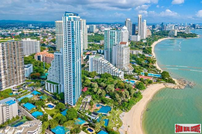 The Palm Wongamat | Spectacular Sea View Two Bedroom Condo in Pattaya City