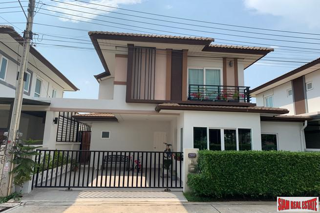 Patta Let |  Nice New Three Bedroom Family Home for Sale in East Pattaya